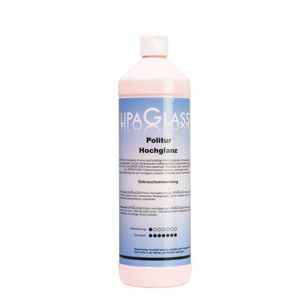 Lipaglass Politur Hochglanz 1 Liter