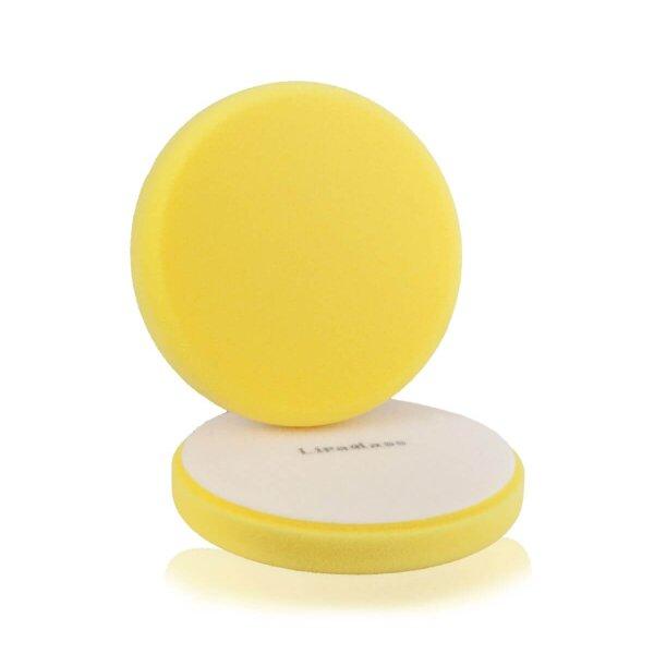 Lipaglass Polierschwamm Autolack gelb 150mm
