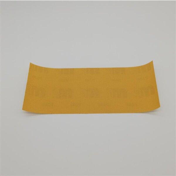 Schleifpapier trocken