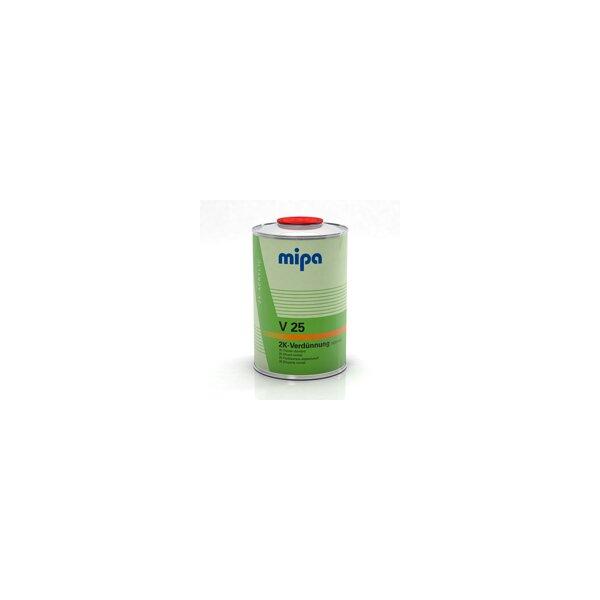 MIPA 2k Verdünnung V25 für PUR Lacke 1 Liter