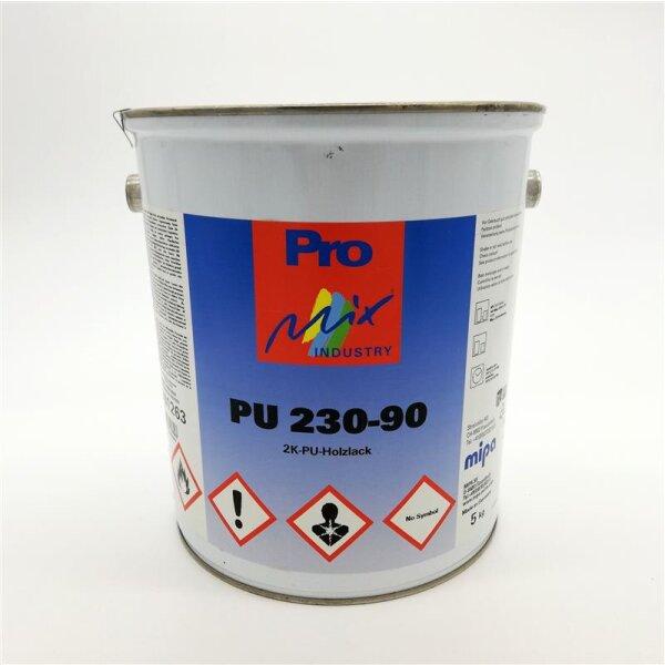 2k PUR Holzlack - MIPA PU 230-90 / PU 230-30
